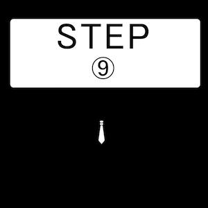 トレーニング・ステップ-09