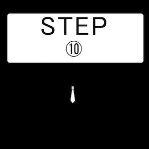 トレーニング・ステップ-10