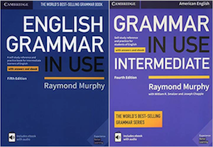 English Grammar in Use and Grammar in Use Intermediate