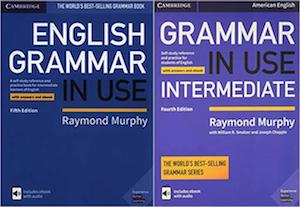 English Grammar in Use and Grammar in Use Intermediate