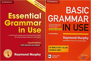 Essential Grammar in Use and Basic Grammar in Use