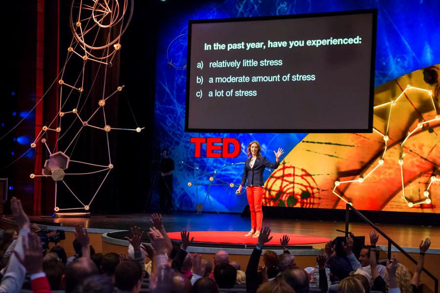 ケリー・マクゴニガル TEDスピーチ