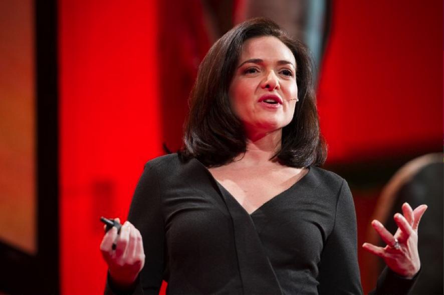 シェリル・サンドバーグ TEDスピーチ