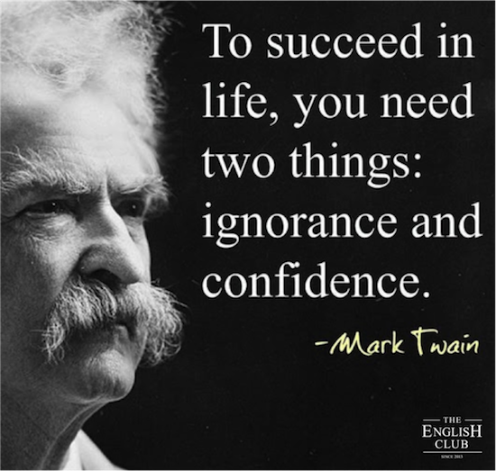 英語の名言:Mark Twain