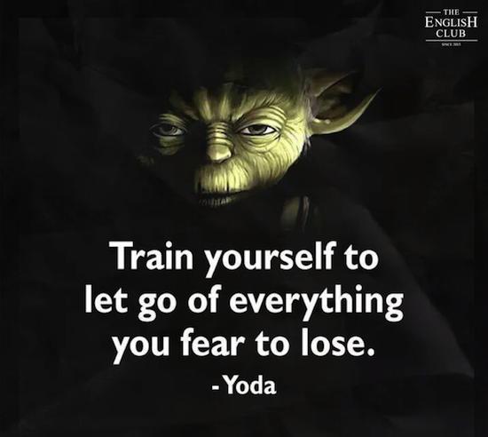 英語の名言:Yoda