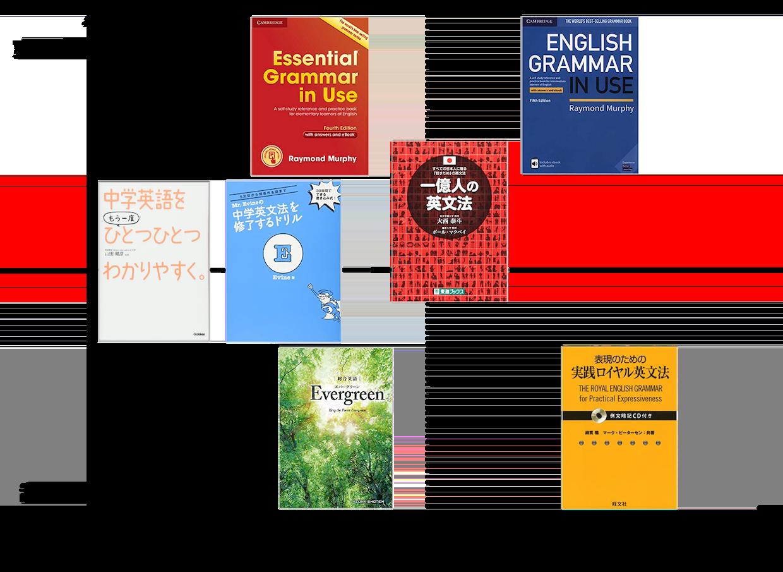 英文法 参考書 チャート